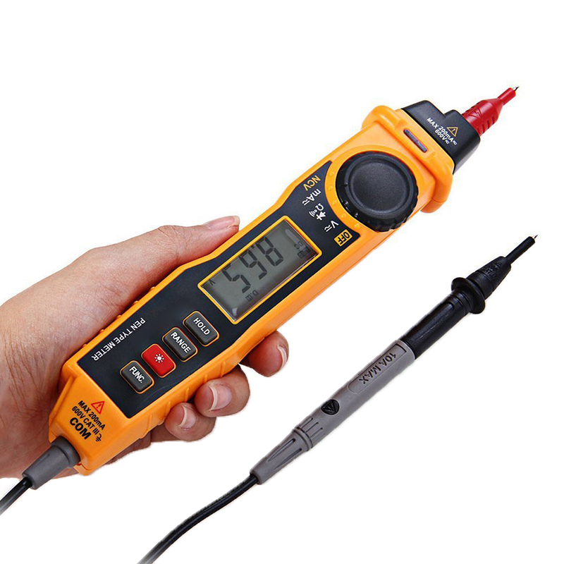 Pen Type Digital Multimeter Specifications with Stable Performance And High Precision