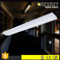 40W 50W 60W Dimmable streamline T5/T8 Fluorescent LED ceiling light with DLC/CE/RoHs/UL Certification