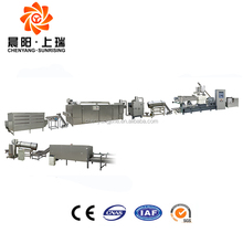 Automatic Advanced precisely engineered roasted corn flakes processing machine