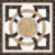Decorstone24 Marble Square Water Jet Medallion