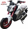 White High Speed High Power Electric Motorcycle SuperBike