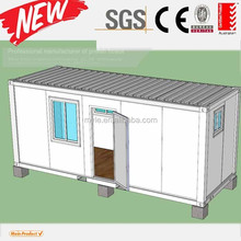 Economic container house Low cost 20ft