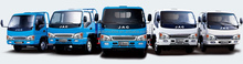 JAC 4x2 mini lorry truck price 6 wheel truck for sale