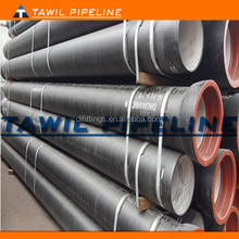 TAWIL low price high quality 900mm specifications weight of ductile iron pipe