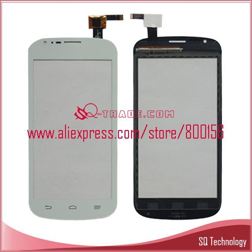 Replacement Touch Screen For ZTE Blade Q Digitizer White