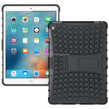 For IPAD PRO 9.7' Armor CASE Heavy Duty Hybrid Rugged TPU Impact Kickstand Hard Cover ShockProof CASE FOR IPAD AIR 3