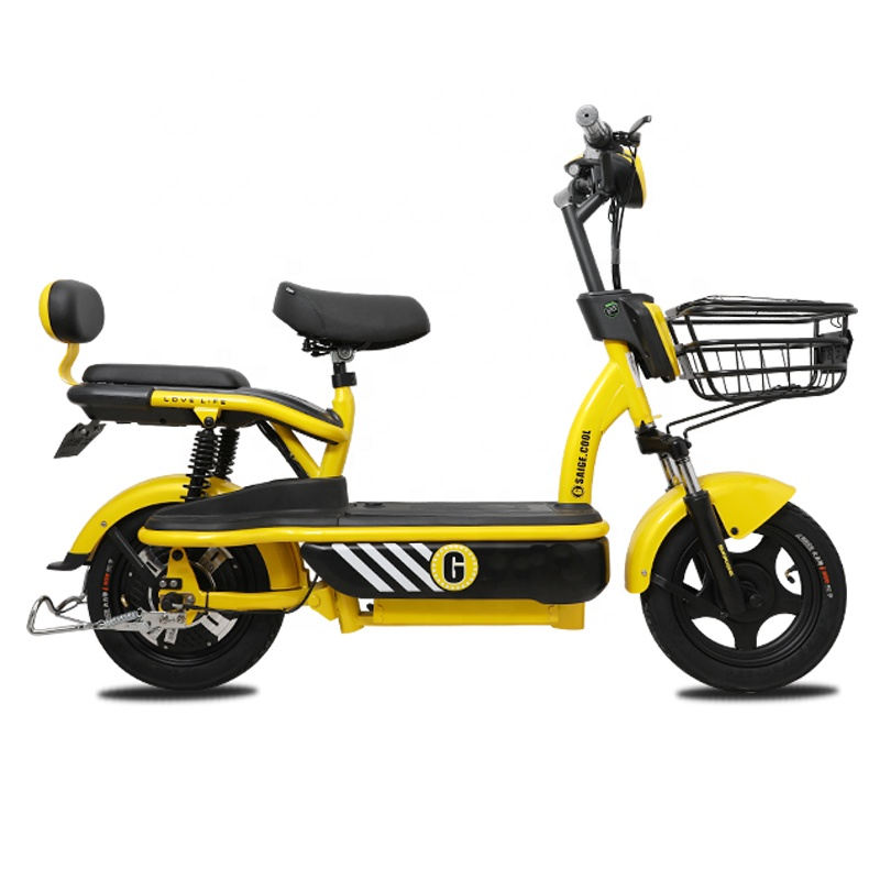 Two Wheel Adult <strong>City</strong> lead acid Battery Electric Scooter/Electric bicycle/E-Bike