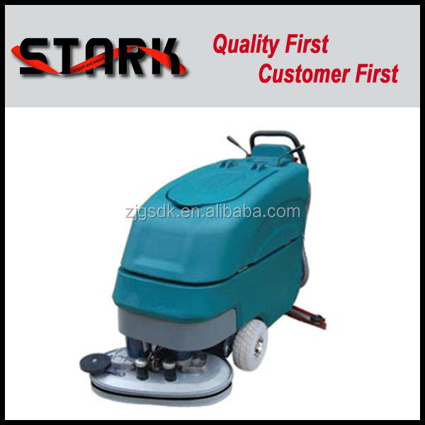 SDK-660BT New condition rechargeable scrubber,disc scrubber,floor scrubber