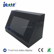 New Arrival 7inch IPS Screen Digital Photo Frame/Video Display