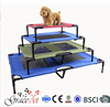 Different size Elevated dog cot / outdoor dog bed / elevated sleeping cot