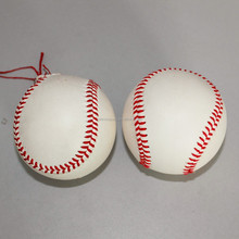 9inch leather&PU Core Safety Baseball