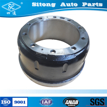 auto spare parts heavy truck parts brake drum used for tractor