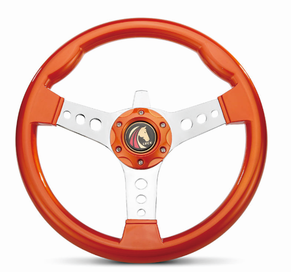 160-A steering wheel 330mm ABS-1