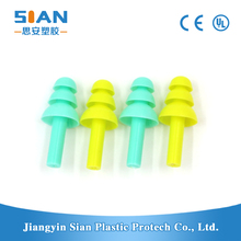 Bulk Antioxidant and Waterproof Silicone Ear plugs for Swimming