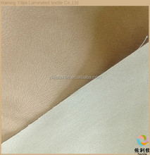 Factory price 100% polyester feather pattern microfiber velboa velvet for sofa cushion pillow