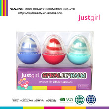 EOS swirl Lip Balm ball shape 10g
