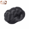 wholesale factory price synthetic clip hair bun pieces