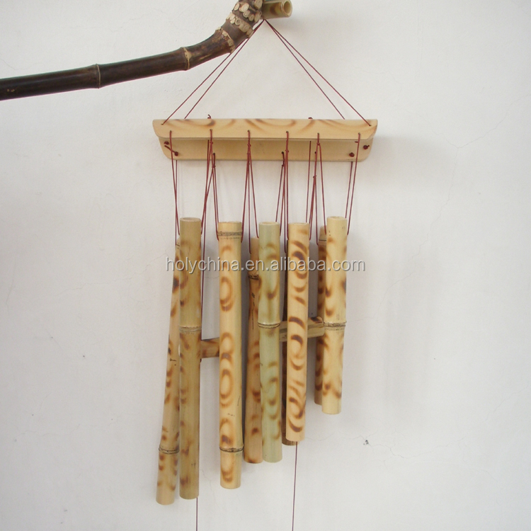 hot sale high quality bamboo wind chimes wholesale