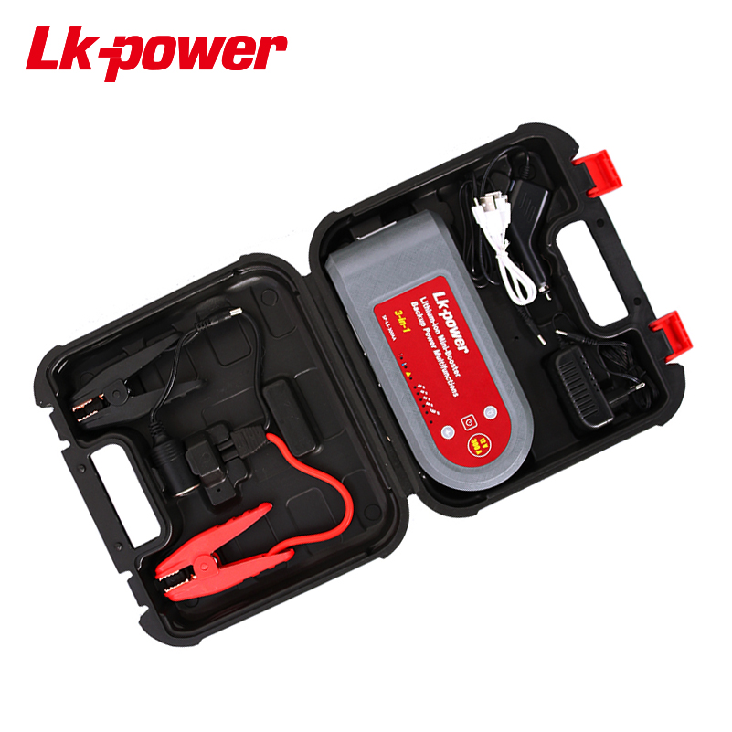18000mah 12v Multi -function Car Jumper Starters Portable Jump Start