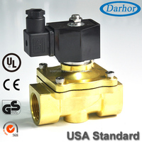Long last durability normally closed solenoid valve 1 inch