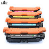 Manufacturer compatible toner cartridge 647A CE260A CE261A CE262A CE263A fit for HP laser printer cp4025n/4025dn