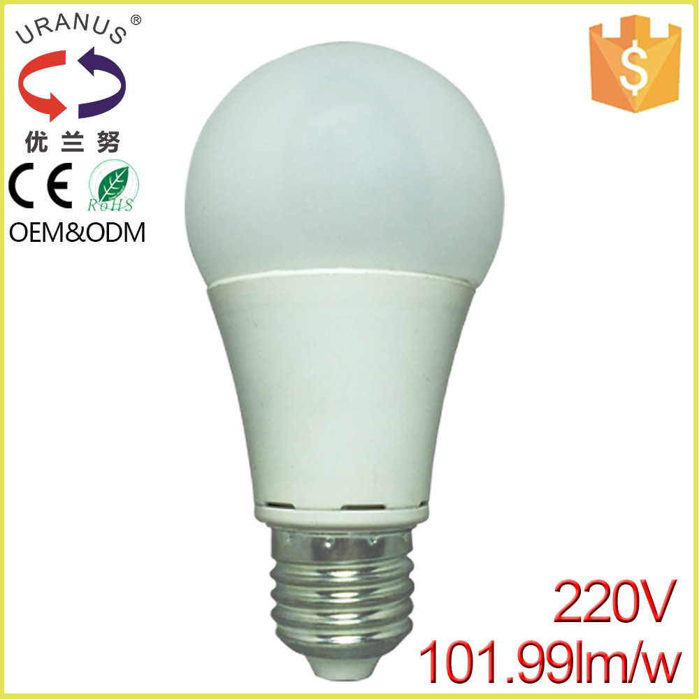 New Style High Brightness E27 9w Led Bulb light