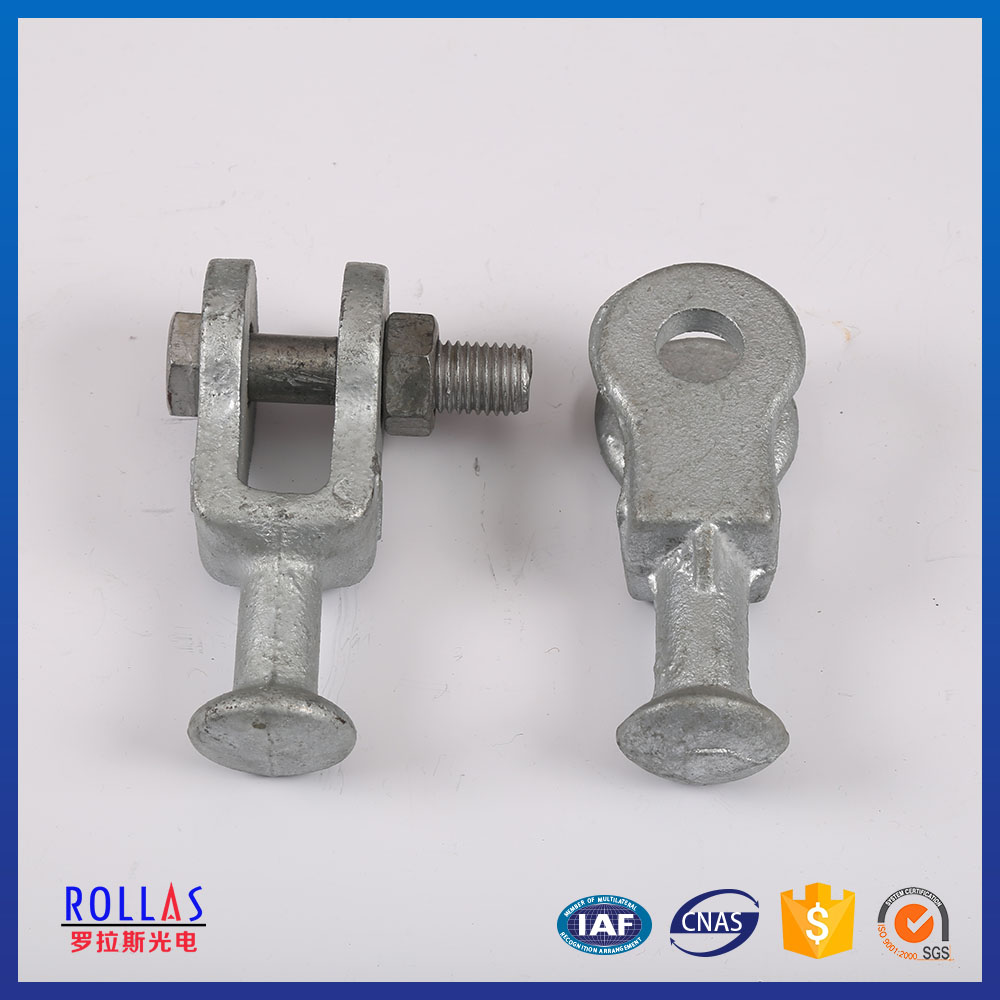 Overhead Electric Accessory High Quality Socket Tongue/Clevis Socket/Socket Clevis