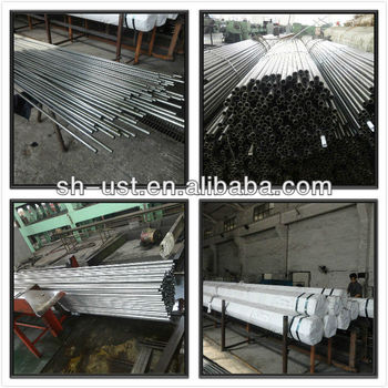 Seamless Precision Steel Tube for Mechanical Processing Purposes