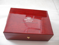 2017 High Quality Customized Cigar Box