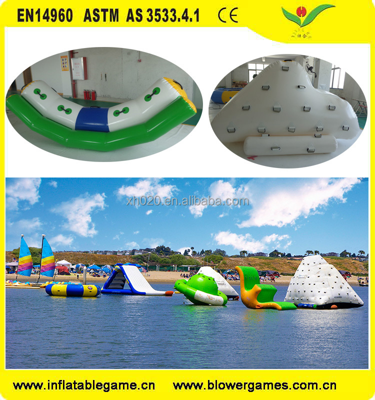 OEM shaped sea play toy inflatable water floater