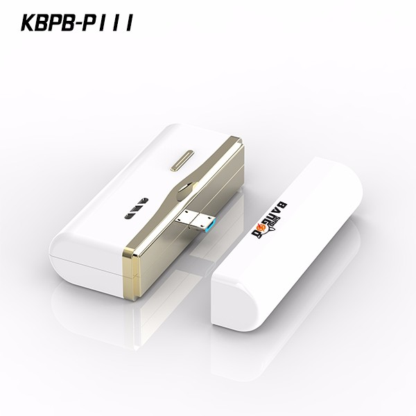 Big sale slim credit card power bank 2500mah with CE certificate