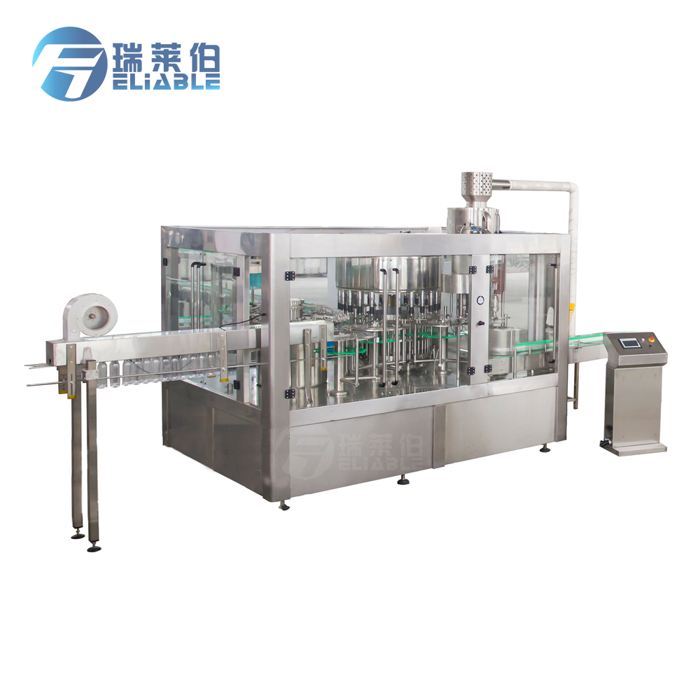 Hot Sale Automatic Drinking Water Bottling Machine Mineral Water Bottling Equipment 10000BPH for 0.2-2L Plastic Bottle