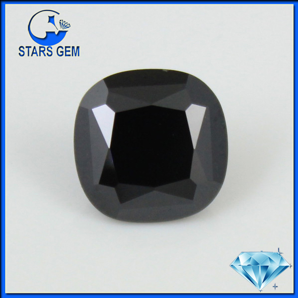 Cubic Zirconia Manufacturer Synthetic Black Diamond