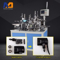 Air Pump Parts Automatic Assembly Machine