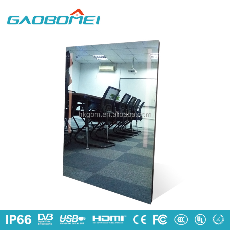 24inch advertising waterproof magic mirror tv