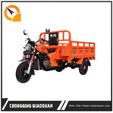 EEC Certification and open body type three wheels new design 250cc tricycle with hydraulic lifting system