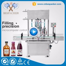 Silicone Sealant Cartridge Filler full Automatic Filling and Capping Machine