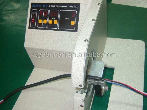 bundle wire machine wire harness taping machine buy tape wrapping rh alibaba com Engine Wiring Harness Truck Wiring Harness