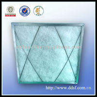 Plastic and Aluminum Frame G3 Panel Air Filter