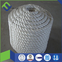 Florescence Qingdao 1 inch nylon rope supplier for ship used rope with CCS certificate