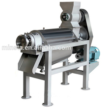 industrial stainless steel screw press juicer machine for sale /fruit juicer machine