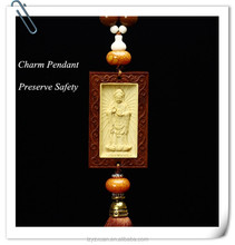 Quality Product Chinese Traditional Antique Wood Carved Handicraft Type Pendant On Sale