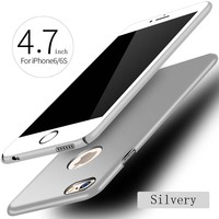 Ultra Slim Lightweight High quality Luxury metal material good hand feel pure Protector cover For Iphone 6/6s 4.7inch