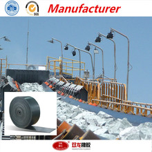 multiply fabric rubber belt endless flat conveyor belt