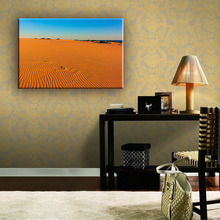 Most popular recycled desert outdoor landscape painting pictures in china