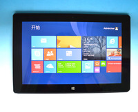 "New thin 10.1inch intel Z3740D Win8 tablet pc 10"" with IPS screen"