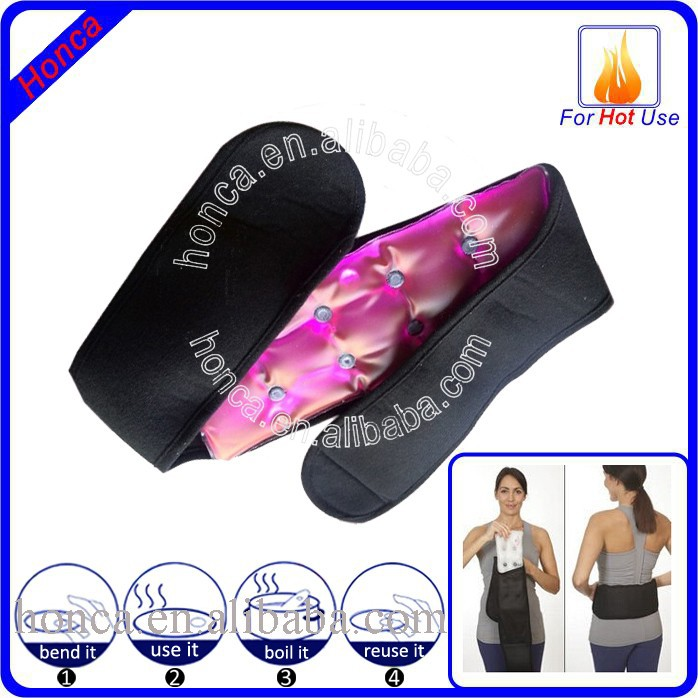 magic reusable instant heat packs back heat wrap