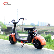 popular mini style latest model citycoco off-road electric trike scooter