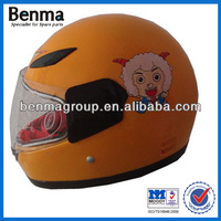 Cheap Also Quality Kids Platic Motorcycle Helmets