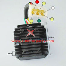 motorcycle and ATV rectifier